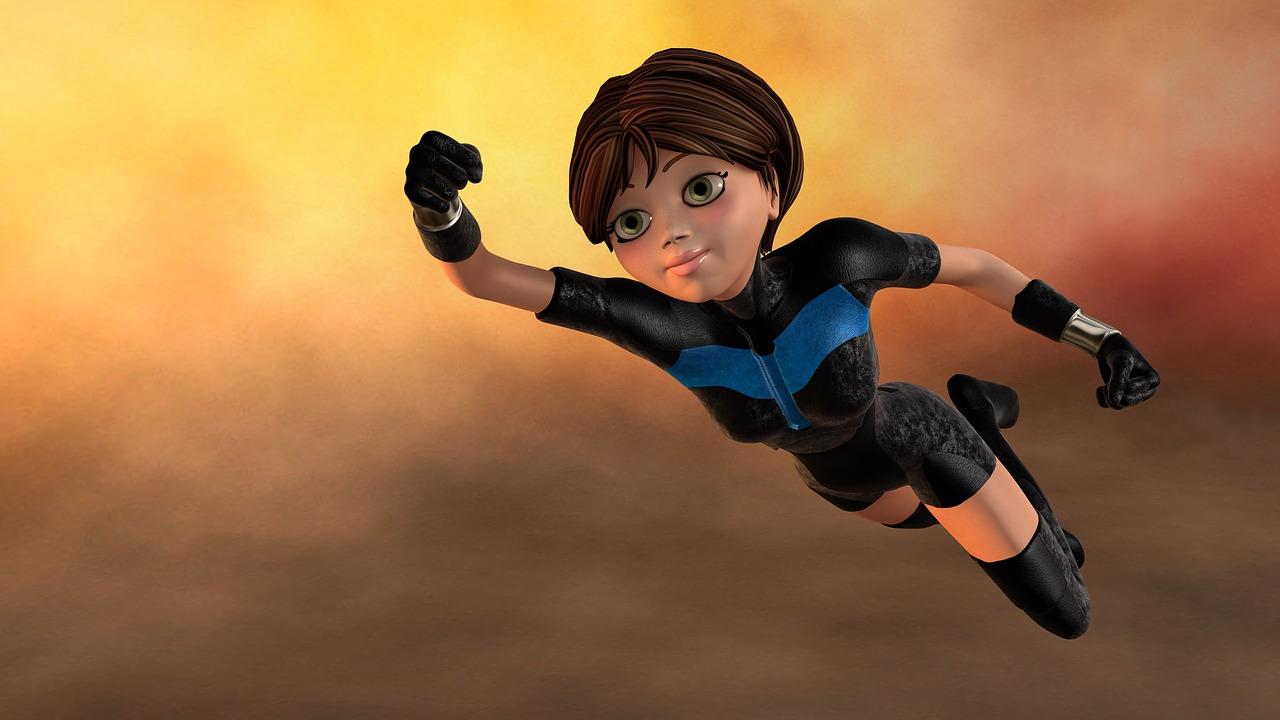 別小看最近火紅的3D的虛擬人偶!它可是必學的網路行銷課程之一!