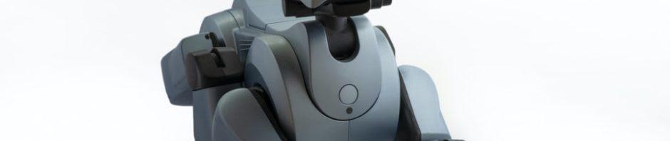 今天來介紹:擬真人工智慧機器狗-aibo!(上)