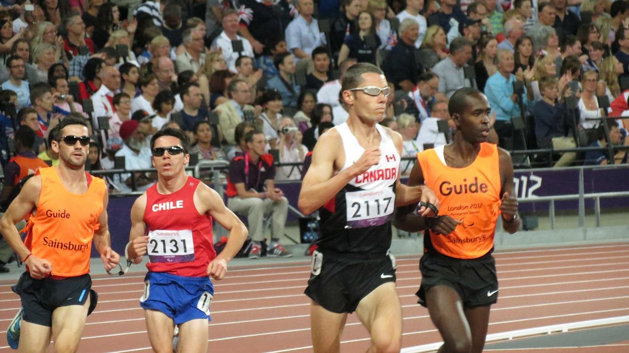 谷哥的人工智慧APP,協助視障人士獨力完成路跑!