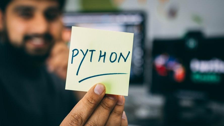 最新程式語言排行榜Python就要追上第一名啦!!