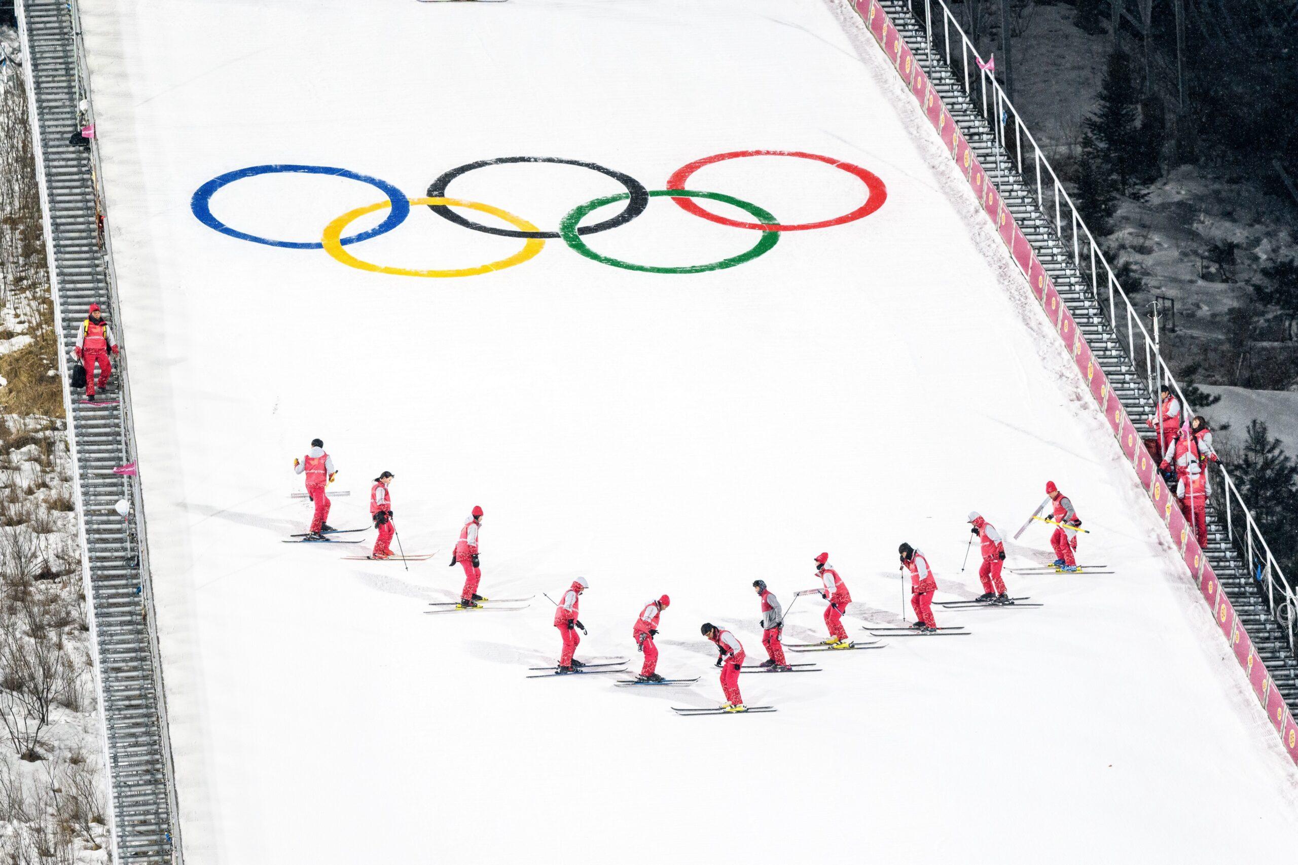 冬奧新裁判「小冰」,真身竟是人工智能?